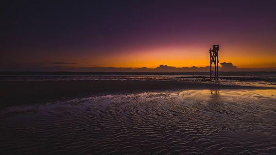 De Kaloot strand van Andy Troy