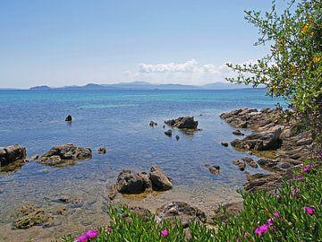 Landschap - Golfo Aranci - Sardinië - Italië van Liefde voor Reizen