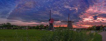 de molens van Oud Zuilen. von Robin Pics (verliefd op Utrecht)