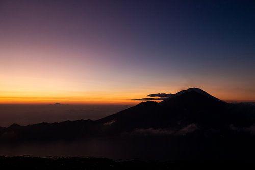 Maunt Batur, Bali, Indonesie