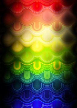 RGB N.7 van Olis-Art