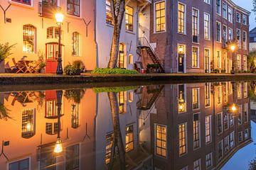 Soirée Oudegracht et Twijnstraat au Werf Utrecht sur André Russcher