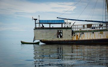Ceram - Vissersboot van Maurice Weststrate