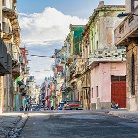 Havana Kleurrijke Habana Cento, Cuba van Carina Buchspies