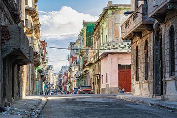Havanna Farbenfroh Habana Cento, Kuba