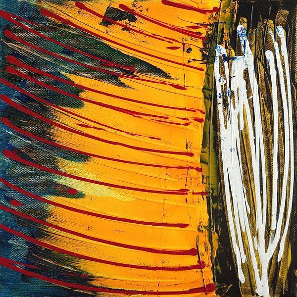 Yellow Express van Rob van Heertum