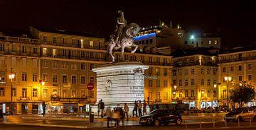 Praça da Figueira, Lissabon van