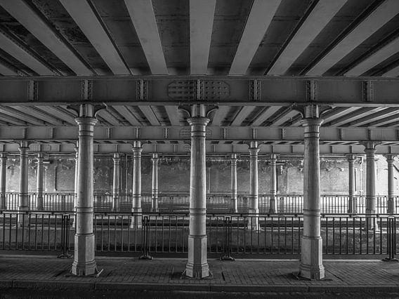Eisenbahntunnel Haarlem