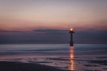 Strand in Zeeland van Ellen Driesse