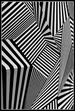 Illusie #4 van Ruud de Soet