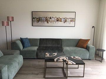 Kundenfoto: Ein Barsch von Vögeln, Hector Giacomelli