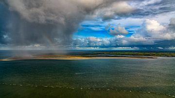 Regenboog boven de Hors van Roel Ovinge