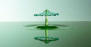 Splash Art Green Panorama sur Marc Piersma