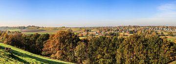 Uitzicht Jekerdal & Apostelhoeve Maastricht van Capture the Light
