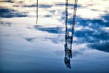 reflectie von Huibert van der Meer