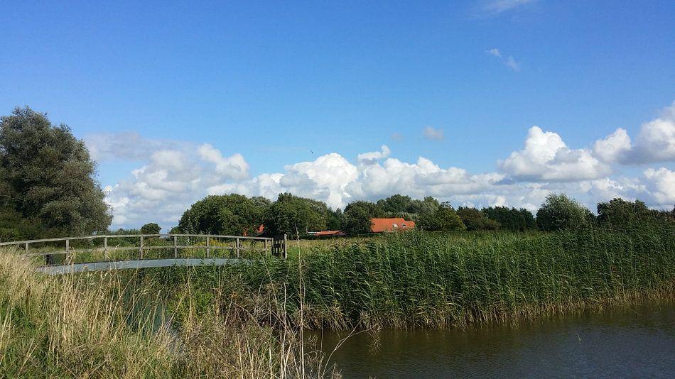 Hollandse luchten. van Mark Nieuwkoop