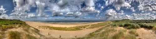 Panorama Hollandse kust