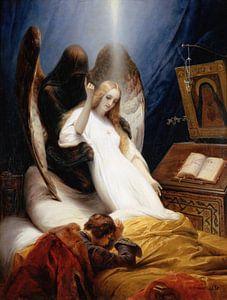 Engel van de Dood, Emile Jean-Horace Vernet...