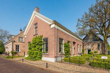 Presbyterium und evangelische Kirche in Drimmelen von Ruud Morijn