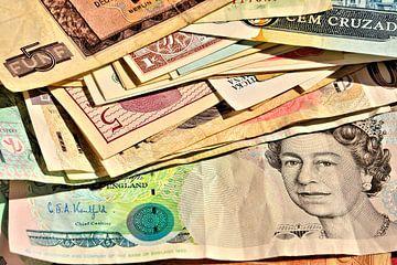 Banknoten aus aller Welt von Heiko Kueverling