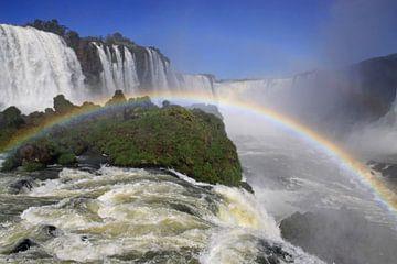 Iguazu watervallen sur Antwan Janssen