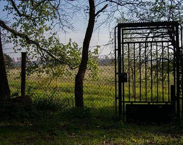 Gate to freedom van Robin Groen