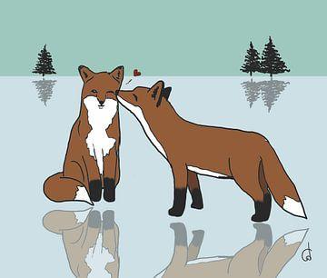 Füchse von Cato Duys