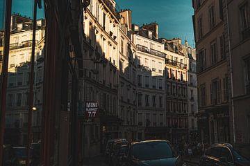 Straßen von Paris von Oscar Limahelu