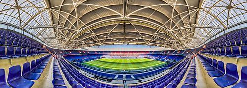 Feijenoord Stadion De Kuip in Panorama van