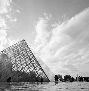 Musée du Louvre van