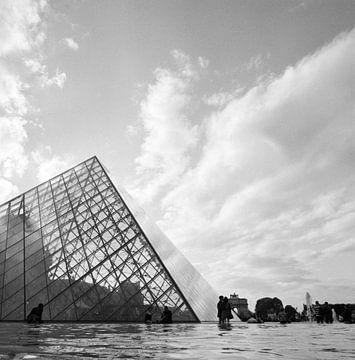 Musée du Louvre van David Bos