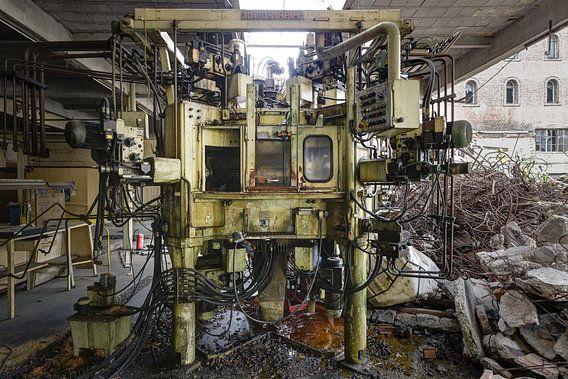 Transformer van Herwin Wielink