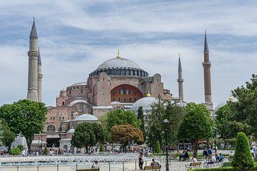 Hagia Sophia, Istanbul von Niels Maljaars