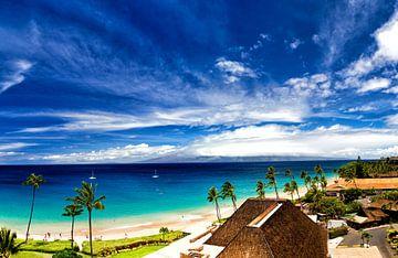 Kaanapali Beach, Maui van Dirk Rüter
