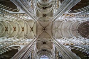 Symmetrie in lijnen van BernArt Photography