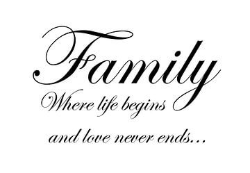 Family - Wit van Sandra H6 Fotografie