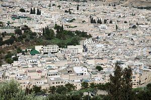 Medina van Fez van