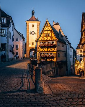 Rothenburg Ob der Tauber, Deutschland von Marion Stoffels