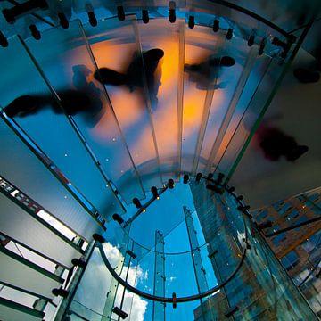 Apple Stairs van Hans Grimm