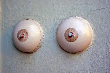 Erotische Klingelknöpfe von Norbert Sülzner