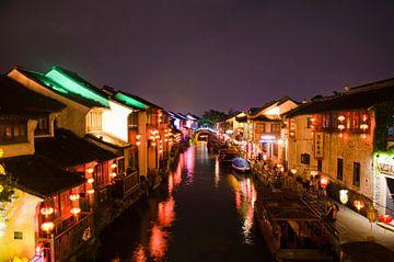 Suzhou kanaal van Matthijs Dijk
