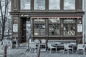 Cafe de Pieper Amsterdam van BD Art