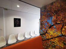 Klantfoto: Dutch Love van Sander Van Laar, op aluminium
