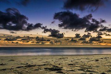 leeren Strand von Geert-Jan Timmermans