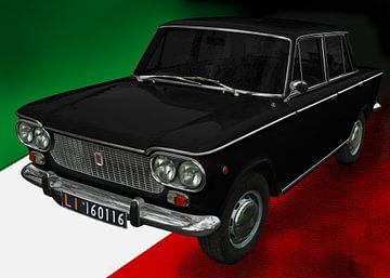 Fiat 1500 van aRi F. Huber
