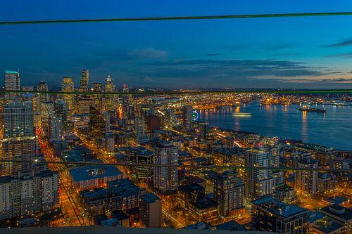 Port of Seattle van
