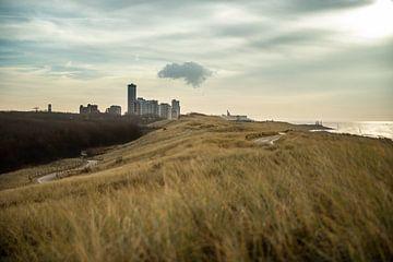duinen van Vlissingen van Bram Huijzen