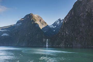 Milford Sound, Nieuw-Zeeland van Tom in 't Veld