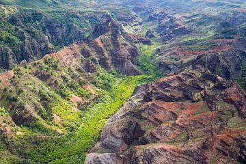 Waimea Canyon von Dirk Rüter