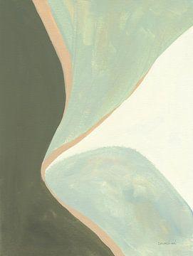 Retro Abstract III, Danhui Nai van Wild Apple